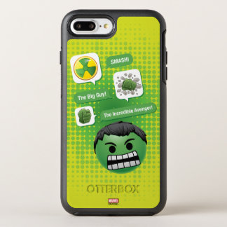 Hulk Emoji OtterBox Symmetry iPhone 8 Plus/7 Plus Case