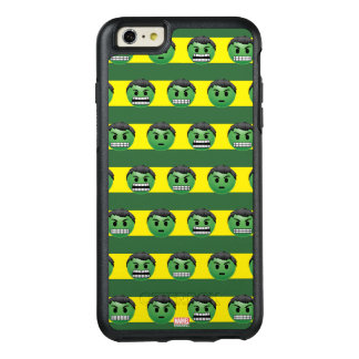 Hulk Emoji Stripe Pattern OtterBox iPhone 6/6s Plus Case