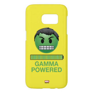 Hulk Gamma Powered Emoji