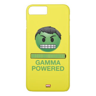 Hulk Gamma Powered Emoji iPhone 8 Plus/7 Plus Case