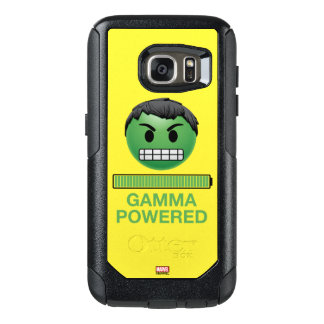 Hulk Gamma Powered Emoji OtterBox Samsung Galaxy S7 Case