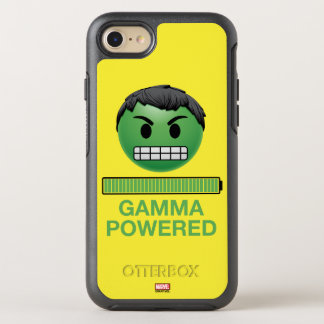 Hulk Gamma Powered Emoji OtterBox Symmetry iPhone 8/7 Case