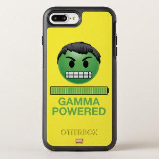 Hulk Gamma Powered Emoji OtterBox Symmetry iPhone 8 Plus/7 Plus Case