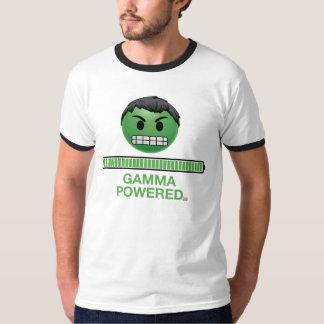 Hulk Gamma Powered Emoji T-Shirt