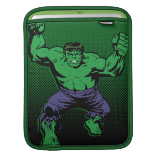 Hulk Retro Arms iPad Sleeve