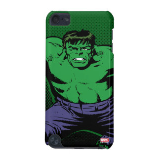 Hulk Retro Arms iPod Touch 5G Cover