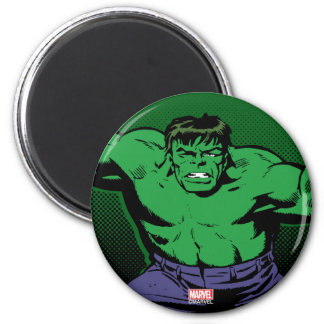 Hulk Retro Arms Magnet