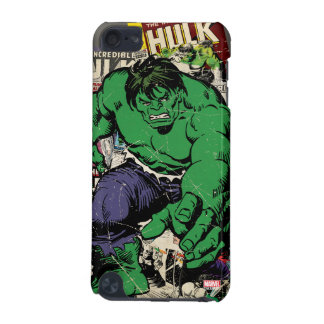 Hulk Retro Comic Graphic iPod Touch (5th Generation) Cover