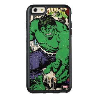 Hulk Retro Comic Graphic OtterBox iPhone 6/6s Plus Case