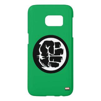 Hulk Retro Fist Icon