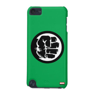 Hulk Retro Fist Icon iPod Touch 5G Case