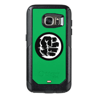 Hulk Retro Fist Icon OtterBox Samsung Galaxy S7 Case