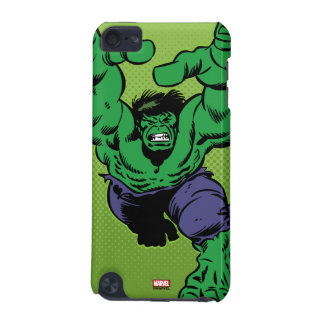 Hulk Retro Grab iPod Touch (5th Generation) Cases