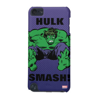 Hulk Retro Jump iPod Touch 5G Cover