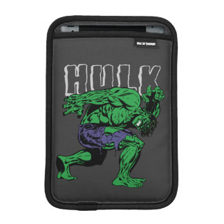 Hulk Retro Lift iPad Mini Sleeve