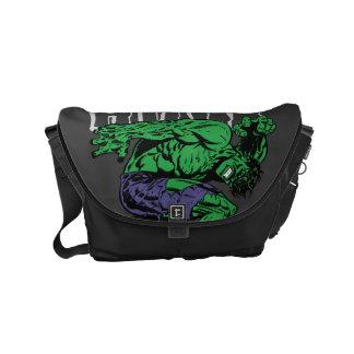 Hulk Retro Lift Messenger Bag