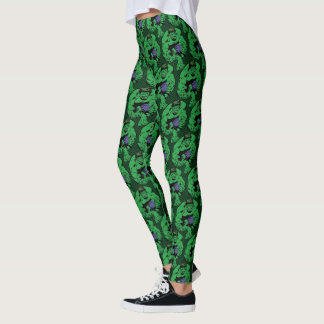 Hulk Retro Stomp Leggings