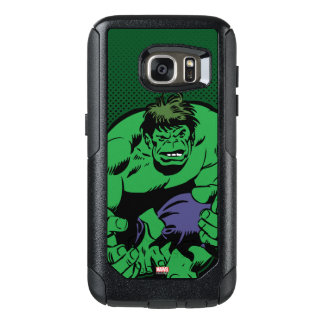 Hulk Retro Stomp OtterBox Samsung Galaxy S7 Case