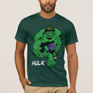 Hulk Retro Stomp T-Shirt