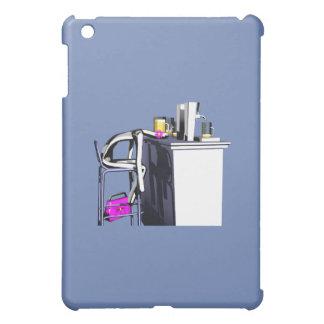 Hull Blows of bar 2 woman iPad mini box iPad Mini Covers