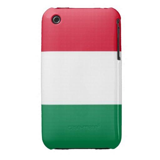 """Hull iPhone 3G """"Italia """" iPhone 3 Case"""
