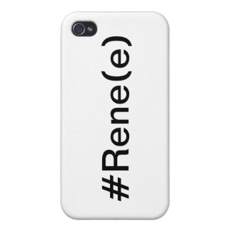 Hull Iphone 4 #Rene (E) Case For iPhone 4