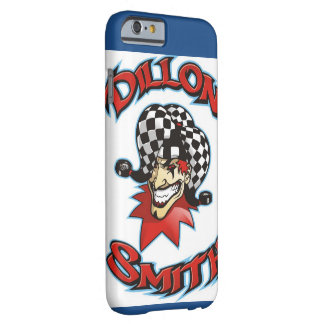 "Hull Iphone 6 ""Dillon Smith "" Barely There iPhone 6 Case"