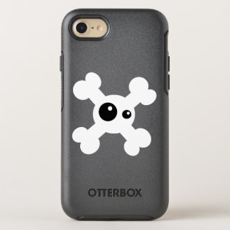 Hull iPhone 7 - Death's head OtterBox Symmetry iPhone 7 Case