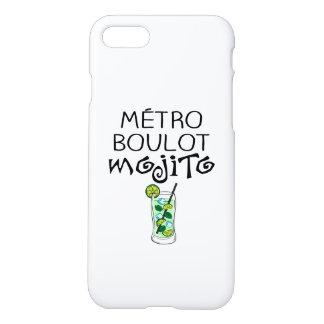 """Hull iPhone 7 """"Subway Mojito Job """" iPhone 8/7 Case"""