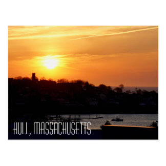 Hull Massachusetts Postcard