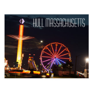 Hull Massachusetts Postcard 3
