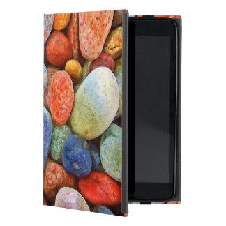 Hull multicoloured rollers iPad mini case