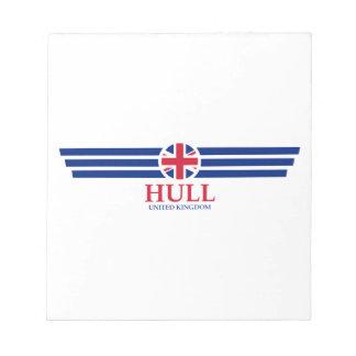 Hull Notepad