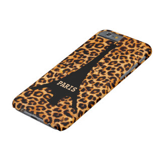 Hull Paris Leopard ©steph2 Barely There iPhone 6 Case