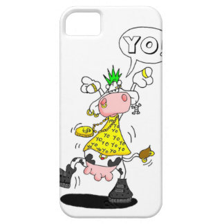 hull punk Casemate cow Barely There iPhone 5 Case
