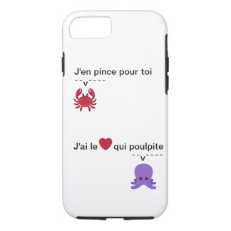 """Hull telephones """"I grip some for you """" iPhone 8/7 Case"""