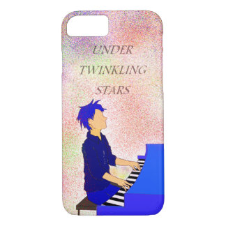 "Hull ""Under twinkling stars "" iPhone 8/7 Case"