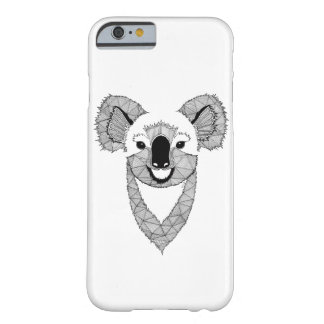 Hulls Boxes Koala Barely There iPhone 6 Case