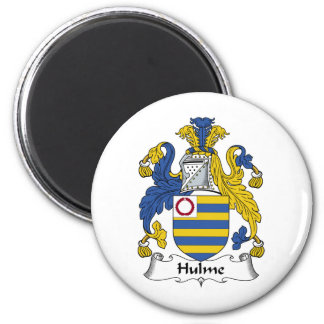 Hulme Family Crest Magnet