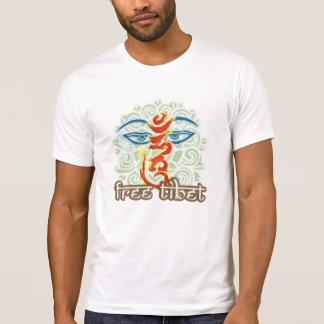 <HUM>- FREE TIBET T-Shirt