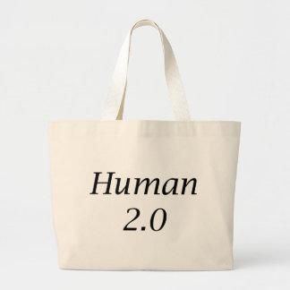 Human2 0 bag