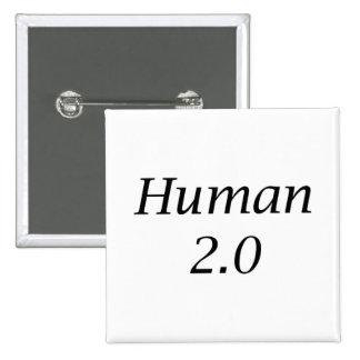 Human2.0 Button