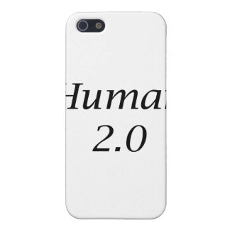 Human2.0 Cover For iPhone 5