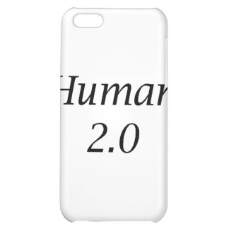 Human2 0 cover for iPhone 5C