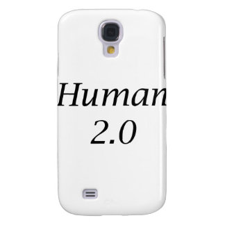 Human2 0 galaxy s4 covers