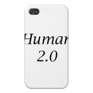 Human2 0 iPhone 4/4S cover
