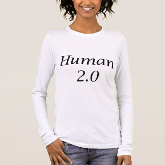 Human2.0 Long Sleeve T-Shirt