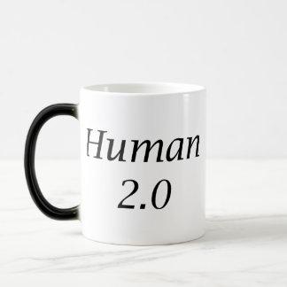 Human2.0 Morphing Mug