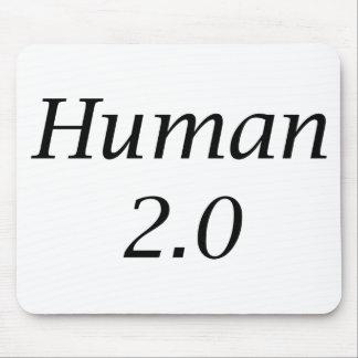 Human2.0 Mouse Pad