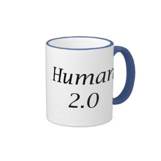 Human2.0 Ringer Coffee Mug